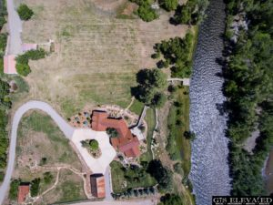 610 CR 502 Aerial of Property
