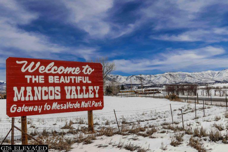 Mancos Valley Sign